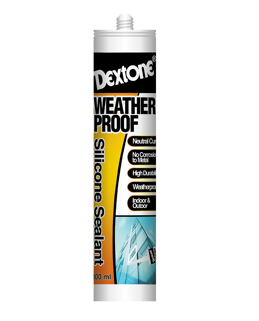 Silicone Sealant Catridge Neutral Plus Weather Proof