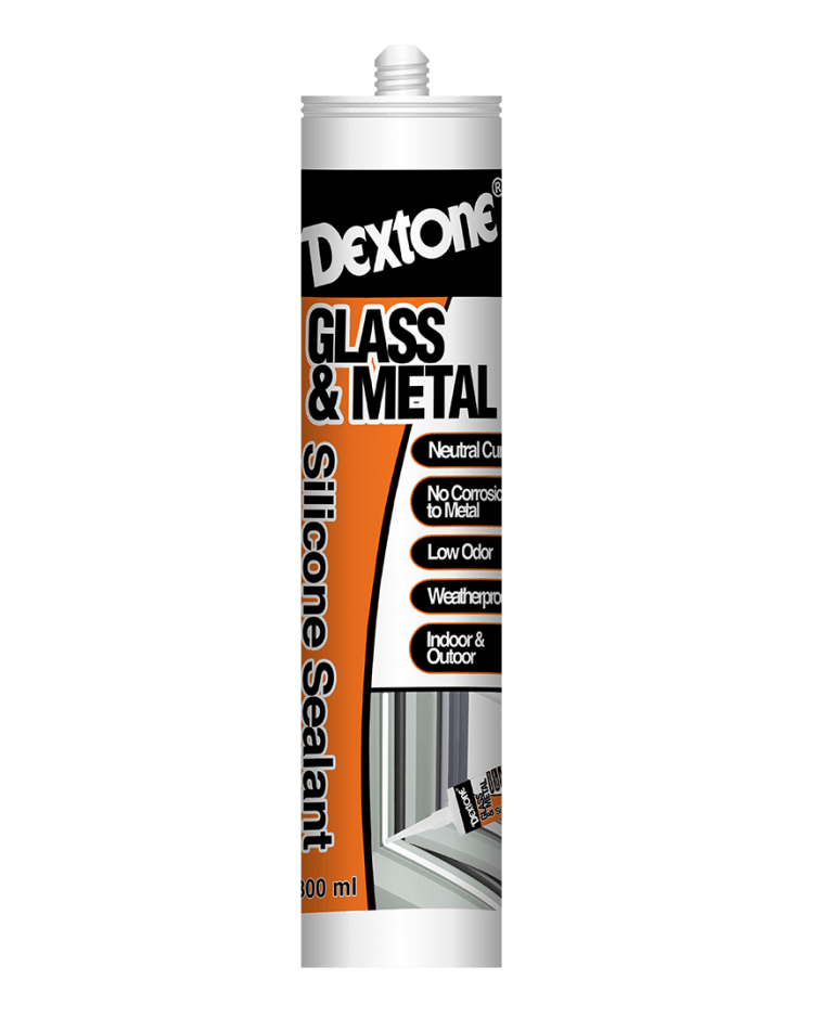 Silicone Sealant Catridge Neutral Glass & Metal